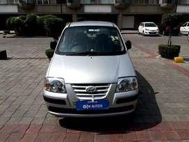 Hyundai Santro GLS II - Euro I, 2013, CNG & Hybrids