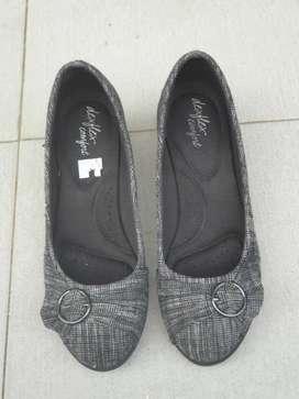 Sepatu Deflex Comfort - Hitam