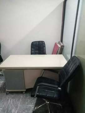 F-11 fully furnished office shearing separate shearing