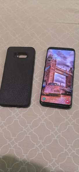 Samsung Galaxy s8 duos for sell