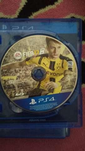 Kaset / BD PS 4 FIFA 17