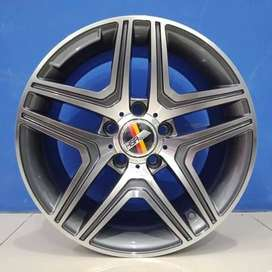 Cicil Velg Mobil Beetle New, Golf New, DP 10% Ring 17 HSR ROSTOCK 5