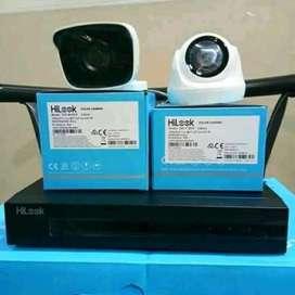 Paket camera cctv komplit bergaransi