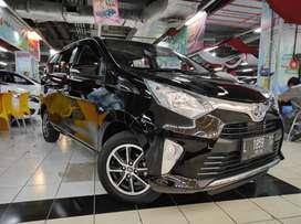 Toyota Calya 1.2 G Matic AT hitam 2019 pmk 2020 Surabaya Sidoarjo