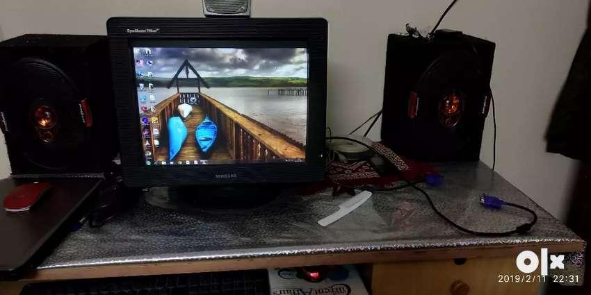 Samsung 18' inch Monitor 0