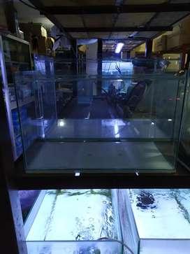Aquarium 40 cm polos buat aquascape