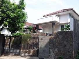 Dijual Rumah Mewah dan Asri di Perumahan Elit Bintaro Jaya