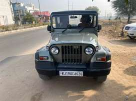 Mahindra Thar 2015 Diesel 57000 Km Driven
