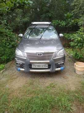 Toyota Innova 2.5 G (Diesel) 8 Seater, 2014, Diesel