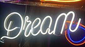 Neon sign size 2'*1'