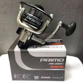 Fishing Reel Spinning One Way System Pioneer Primo