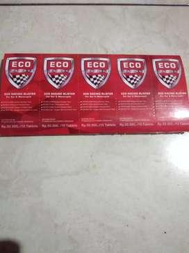 produk unggulan ECO RACING