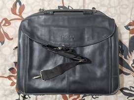 Orignal Leather Men's Bag For Sell