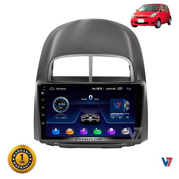 "V7 Passo 2005 to 2010 Android Panel 10"" LCD Screen GPS navigation DVD 0"