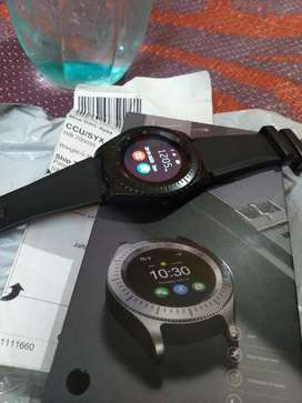 want to sell fully news condition 4G Android smartwatch