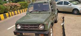 Maruti Suzuki Gypsy King HT BS-III, 2003, Petrol