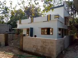 New house 1200 scft near venjaramood attingal