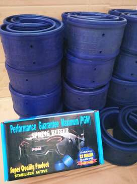 tingkatkan stabilitas berkendara roda empat dengan Blue Damper PGM