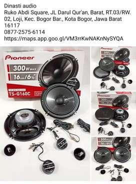 Speaker split Pioneer . new