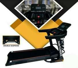 Big Treadmill Electric Florence baru dan bergaransi