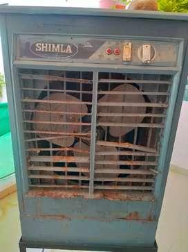 shimla iron cooler