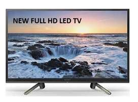 "Flat discount sale offer 50"" 4k full UHD LED Tv seal pack on sale"