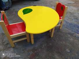 Montessori Table & Chairs