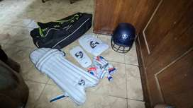 Cricket kit available in good condition
