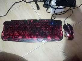 keyboard & mouse gaming