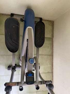 Orbitrek excercise machine