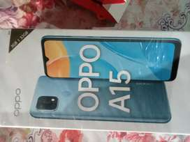 Oppo a15 2days old only
