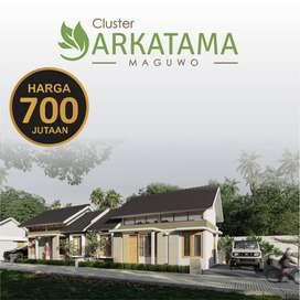 Cluster Arkatama - 3 menit UNRIYO, 5 menit Jogjabay, 10 menit UPN YKPN