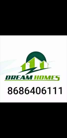 East facing 3 bhk flat for rent