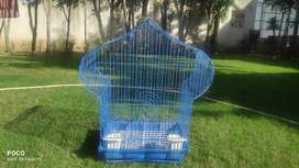 Beautiful cage for love birds