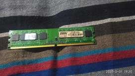 Zion 1 gb computer ram