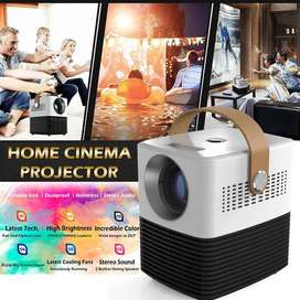 C2 Pocket portable Projector full HD support USB beamer 3300 Lumens An