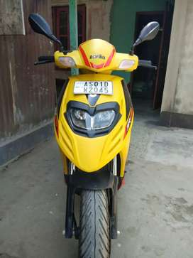 SR 125 Aprila very good condition selling