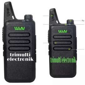 HT WLAN HANDY TALKIE FREK UHF 400-470