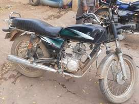 Old bike but strong all parts are new