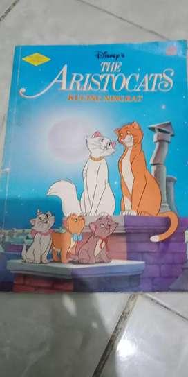 Buku anak The Aristocrats (Disney's) .