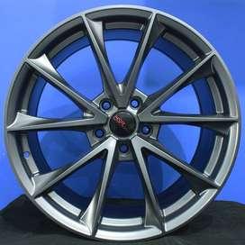 jual velg type MONTANA JZ622 HSR Ring.19 Lebar.8,5 PCD.5X114,3 ET.42 S