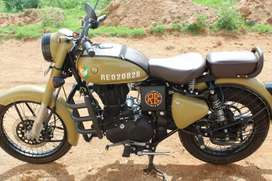 Royal Enfield/bullet