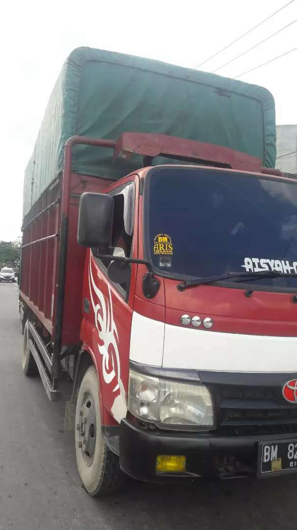 Mobil truck dyna. Harga nego 0
