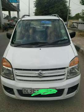 WagonR LXI CNG (CNG not RC