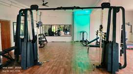 Commercial GYM Setup Only Rs. 383999/-