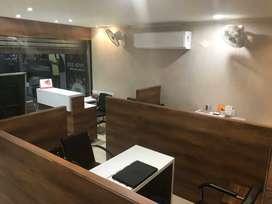 Fully furnished office space ferozgandhi market