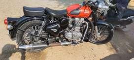 Classic 350 royal Enfield