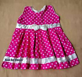 Baby frocks on order