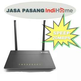Pasang Murah Wifi Indihome Telkom Lampung