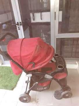 Lovelap Pram and Car Seat